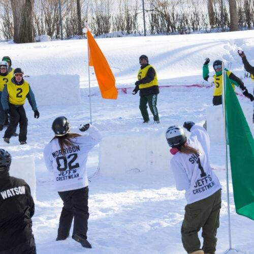 Yukigassen Tournament Saskatoon