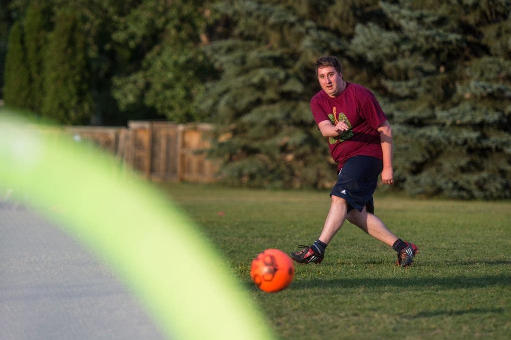 Outdoor soccer Saskatoon