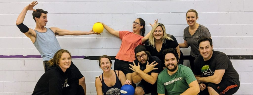 Co-ed rec adult sports leagues in Saskatoon